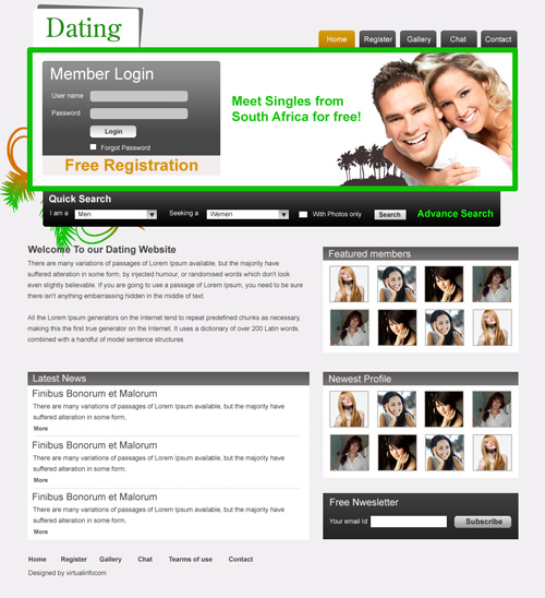 Online dating software in Melbourne